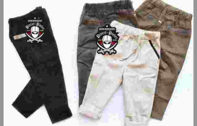 celana chino anak panjang oshkosh usia 1-9thn