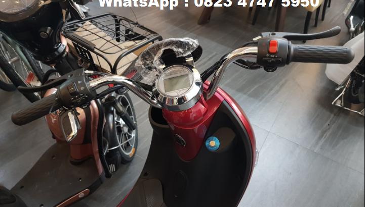 Sepeda Motor Listrik U-Winfly Sunny