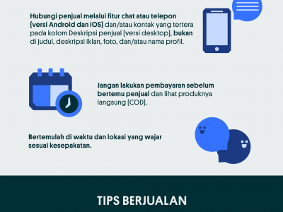 Tips Jual Beli Aman, Waspada Penipuan Online