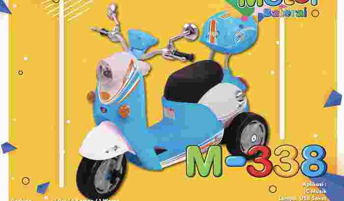 Motor Aki Scoopy PMB M338