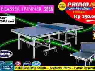 TENIS MEJA PINGPONG merk FRASSER SPINNER 2588