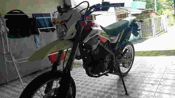 motor klx