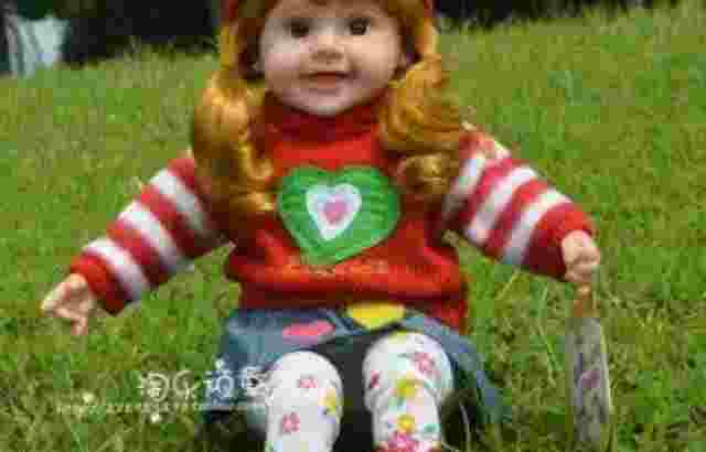 boneka lucu