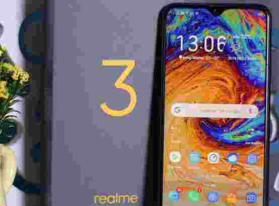 Pro Realme 3