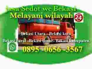jasa sedot wc Bekasi Utara