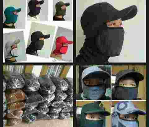 Topi masker jepang