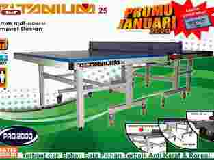 Promo Diskon Tenis Meja Pingpong Titanium 25