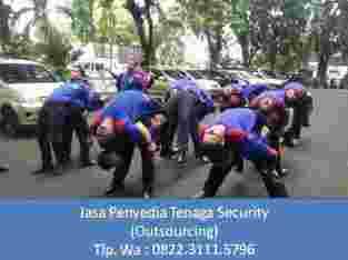 Jasa security pribadi