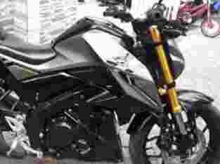 Yamaha xabre 2016 siap pakai