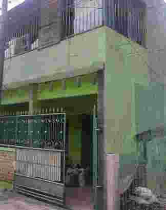 Di jual rumah 2 lantai di jl Swasembada Barat XVII Tanjung Priok
