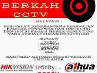 CCTV dan INSTALASI (DONA BERKAH CCTV)