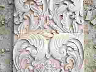 relief ukiran klasik batu alam