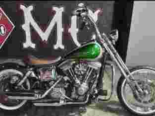 Jual Harley davidson dyna