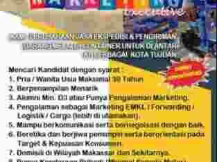Marketing di Transporindo Agung Sejahtera Makassar