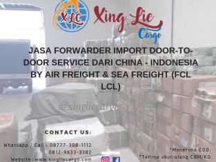 WA 087773081112 Jasa Import Door to Door Service