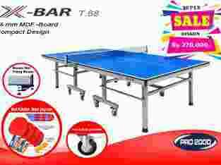 Tenis Meja Pingpong merk X-BAR T88