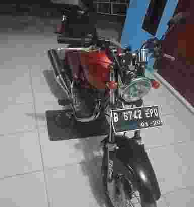 HRD PUNYA motor megapro tahun 2005
