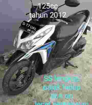 HRD PUNYA motor vario 125