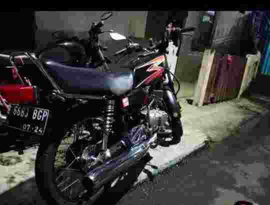 motor Rx-king 1997