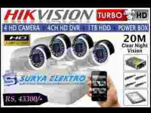paket kamera hikvision no1 internasional