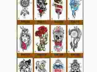 Tatto Temporary Murah Harga Grosir