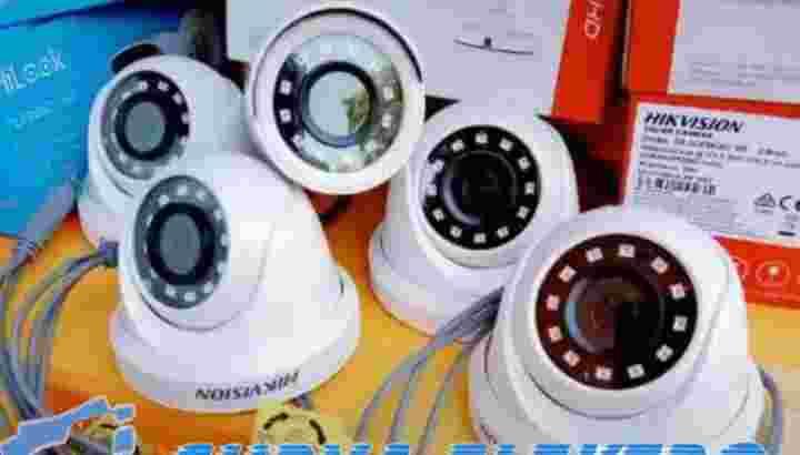 paket Camera cctv lengkap plus pemasangan & garansi