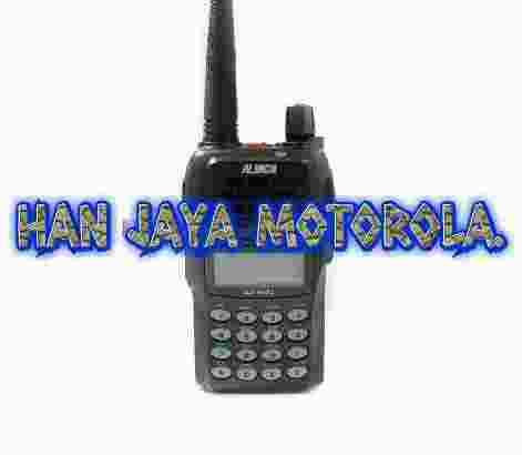 Alinco DJ-W35 HT UHF Ori New Garansi 1Tahun Walky Talky DJW