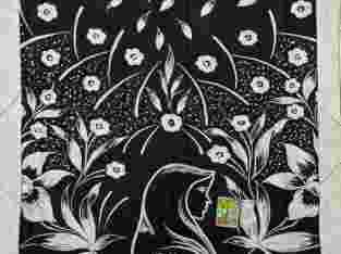 Sarung Batik Wanita Mbak Santri Batik Pekalongan