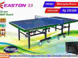tenis meja ping pong merk EASTON 2.5