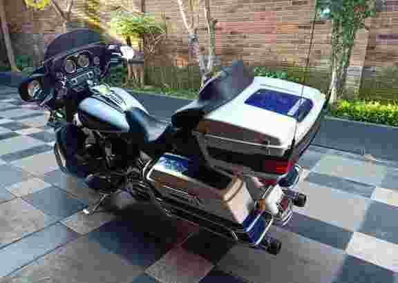 Harley Davidson Ultra Mabua 2007