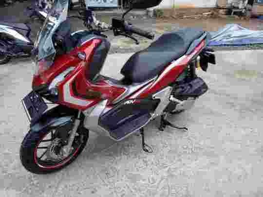 Dijual Motor Honda ADV 150 ABS 2019