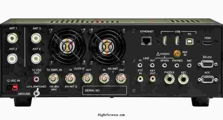 New ICOM Radio SBB HF ORI Direct Sampling SDR HF/VHF/UHF Transceiver ORIGINAL