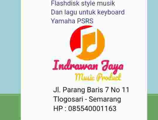 flashdisk style musik dan lagu untuk keyboard yamaha psrs