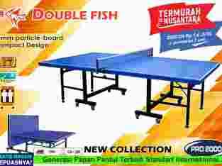 tenis meja ping pong merk Double Fish