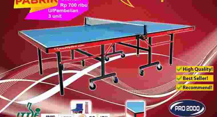 tenis meja ping pong merk MULTIPLEX PRO 100