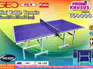 tenis meja ping pong mini merk GEO NX-9 KIDS