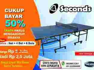 tenis meja ping pong merk 4 SECONDS