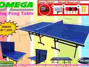 tenis meja ping pong merk OMEGA