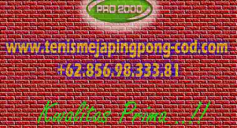 tenis meja pimpong merk GLORY P01