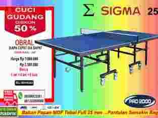 tenis meja ping pong merk SIGMA