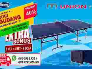 tenis meja ping pong merk UNION T7