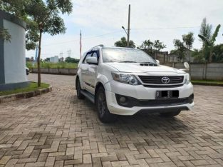 Toyota Fortuner 2.5 G AT Diesel TRD Sportivo 2014,