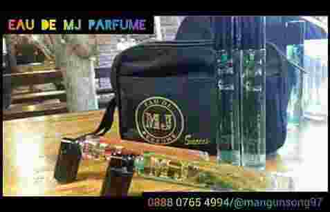 open order parfum MJ Aroma branded & original