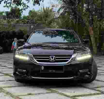 Honda Accord VTI 2014