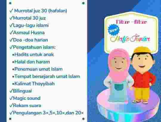 jualan buku islam anak