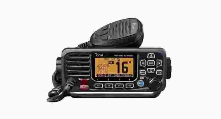 Icom IC-M330G Rig Marine VHF GPS Ori Baru Garansi ICM330 IC-M330 M330G