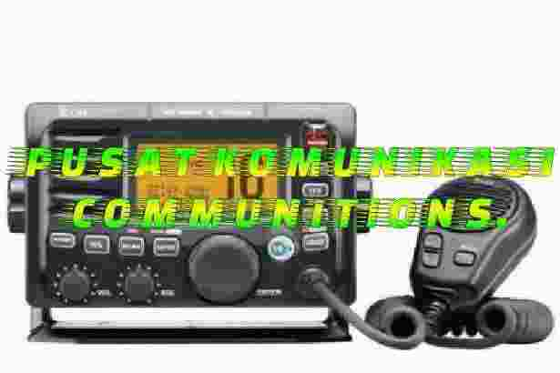 Radio Marine Icom M504A Ransicever Vhf original