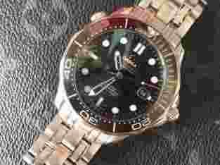 jam tangan omega automatis semastre