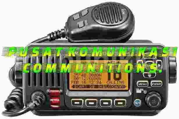 ICOM IC M424 Marine Radio Mobile Tranciever Original. garansi resmi.
