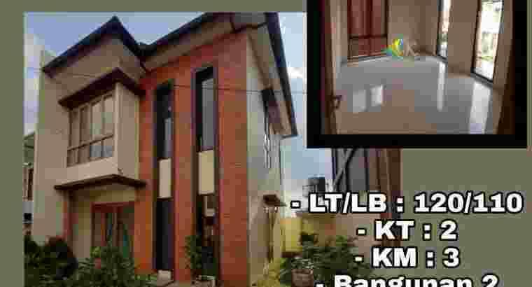 """Dijual Rumah Nyaman Bandung """"Ciawitali"""""""